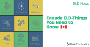 Canada ELD – Things you need to know