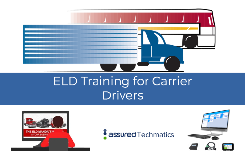 ELD Training for Carrier Drivers