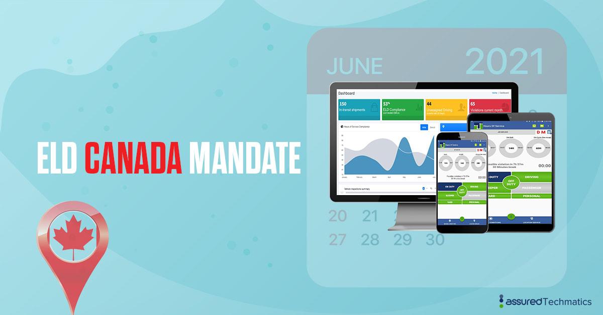 ELD Canada 2021 Mandate