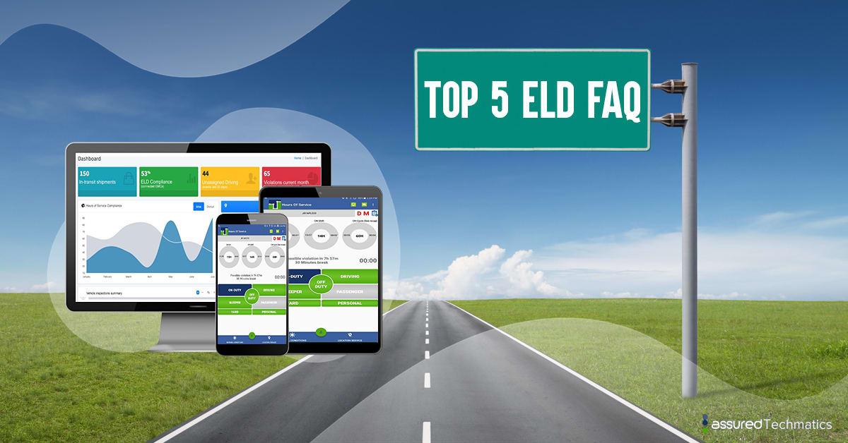 Top 5 ELD FAQ